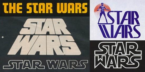 Anatomy of the Star Wars Logo