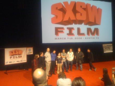 SXSW Second Skin Premiere