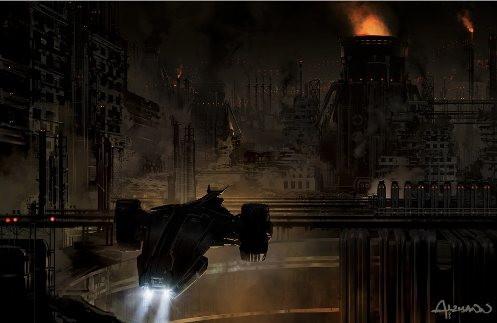 Terminator Salvation Concept Art Reveals Post Apocalyptic