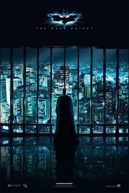 The Dark Knight International Movie Poster