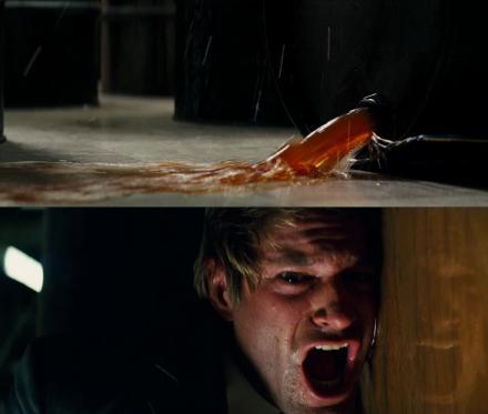 Two Face Origin in the Dark Knight