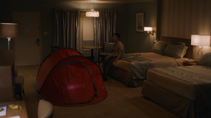 Room 104 Red Tent review