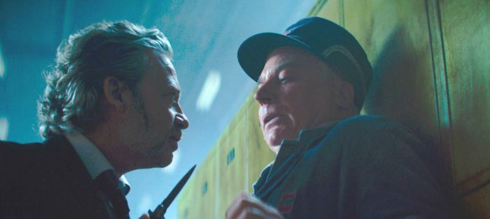 Simon Pegg Terminal Interview - Mike Myers