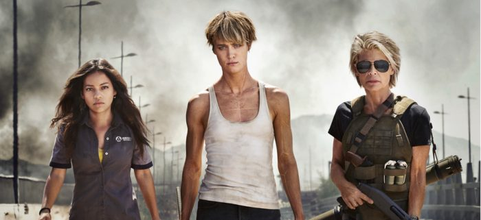 Terminator: Dark Fate Sequel