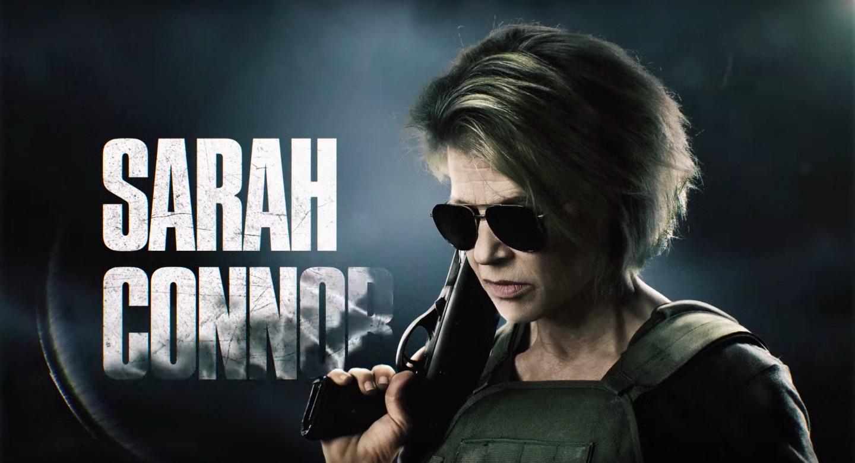 Terminator Dark Fate Character Featurettes Introduce Main Cast – /Film