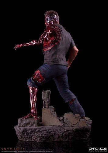 Terminator: Dark Fate Statue