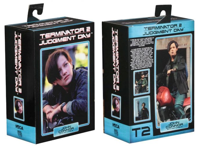 NECA Terminator 2 John Connor Action Figure