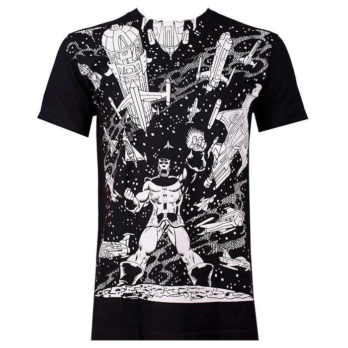 Thanos Fleet Shirt