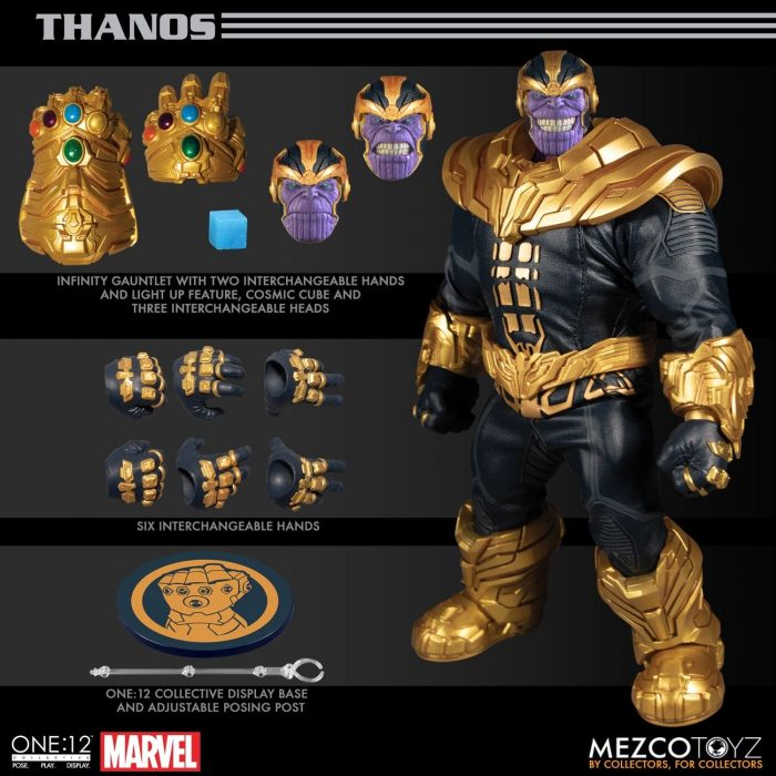 Thanos - One:12 Collective Figure