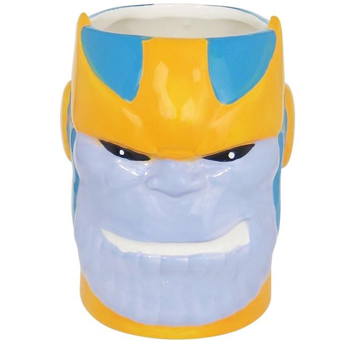Thanos Sculpted Mug