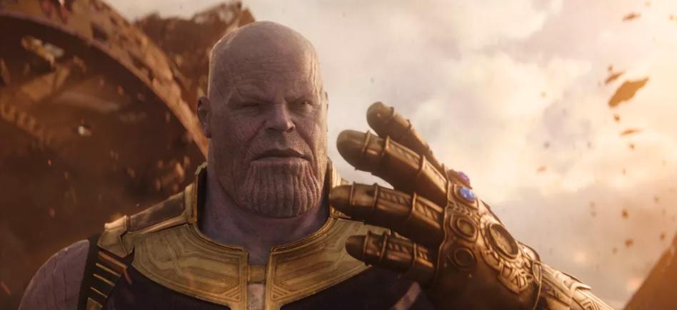 The Snap Thanos