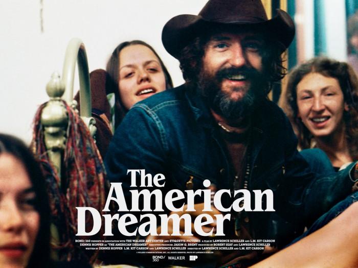 the american dreamer mondo poster