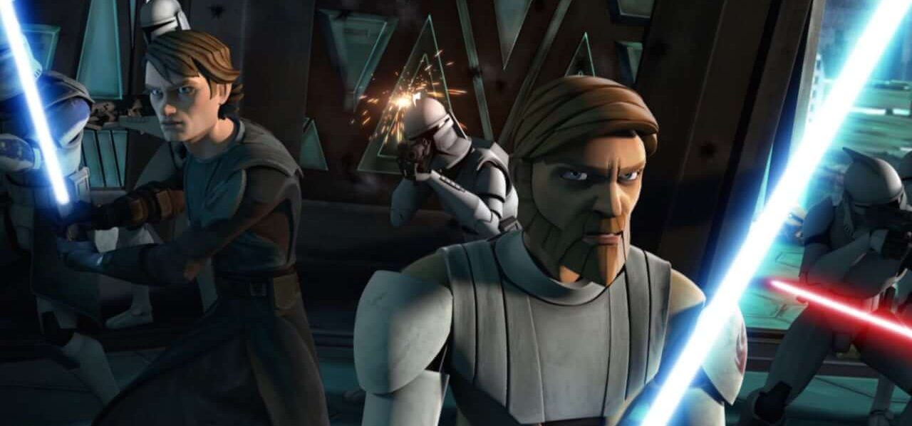 The Clone Wars Timeline Will Cross Into Revenge Of The Sith Film