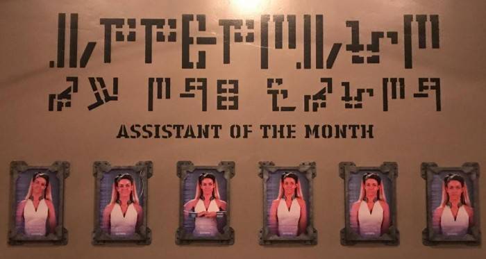 the collectors assistant of the month