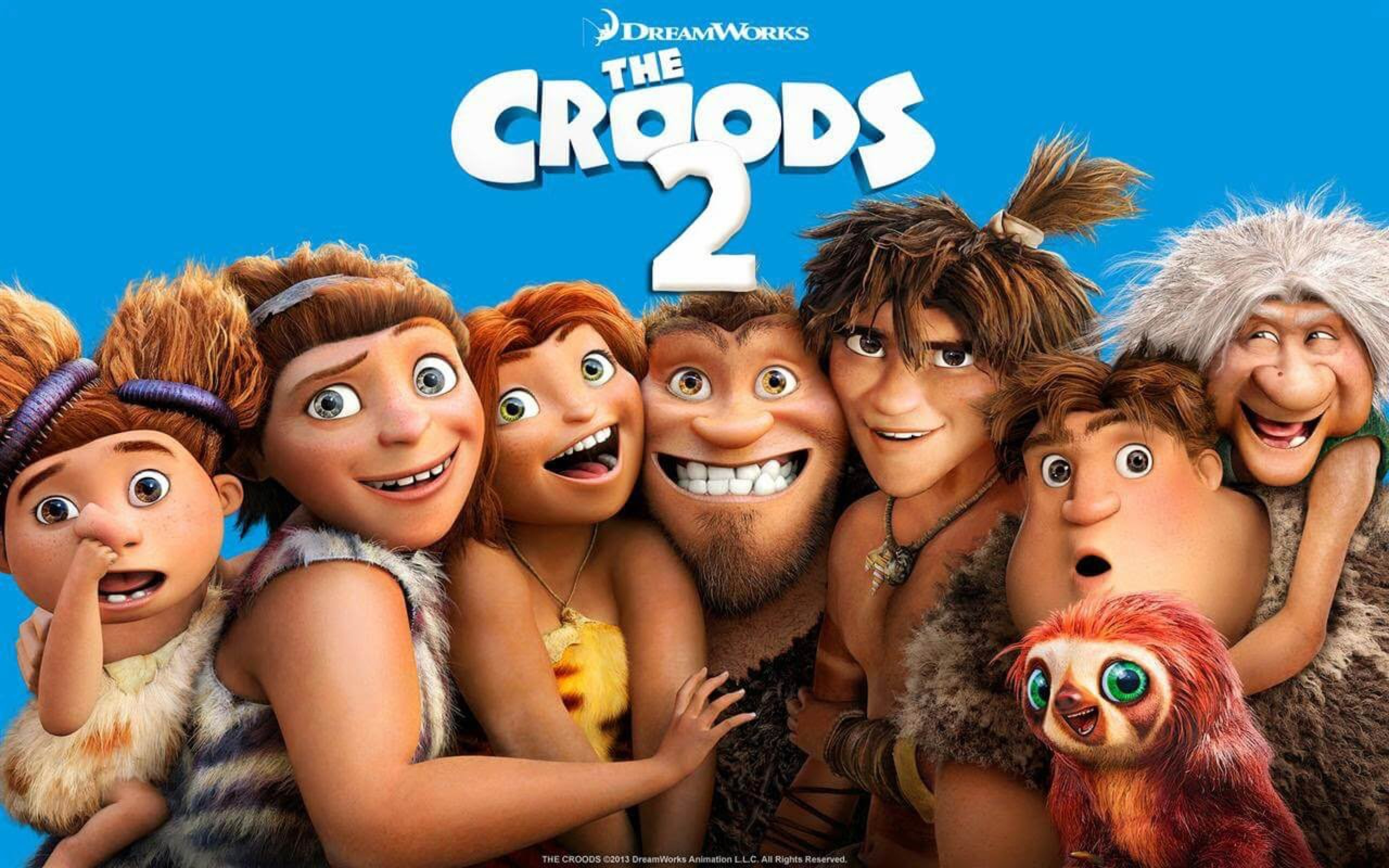 the croods 2 release date announced. Black Bedroom Furniture Sets. Home Design Ideas