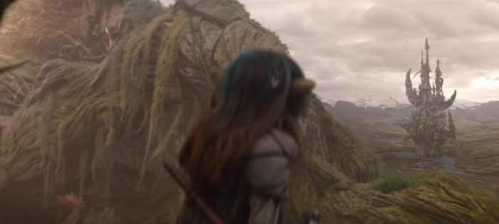 the dark crystal age of resistance featurette