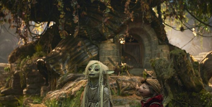 the dark crystal age of resistance production design