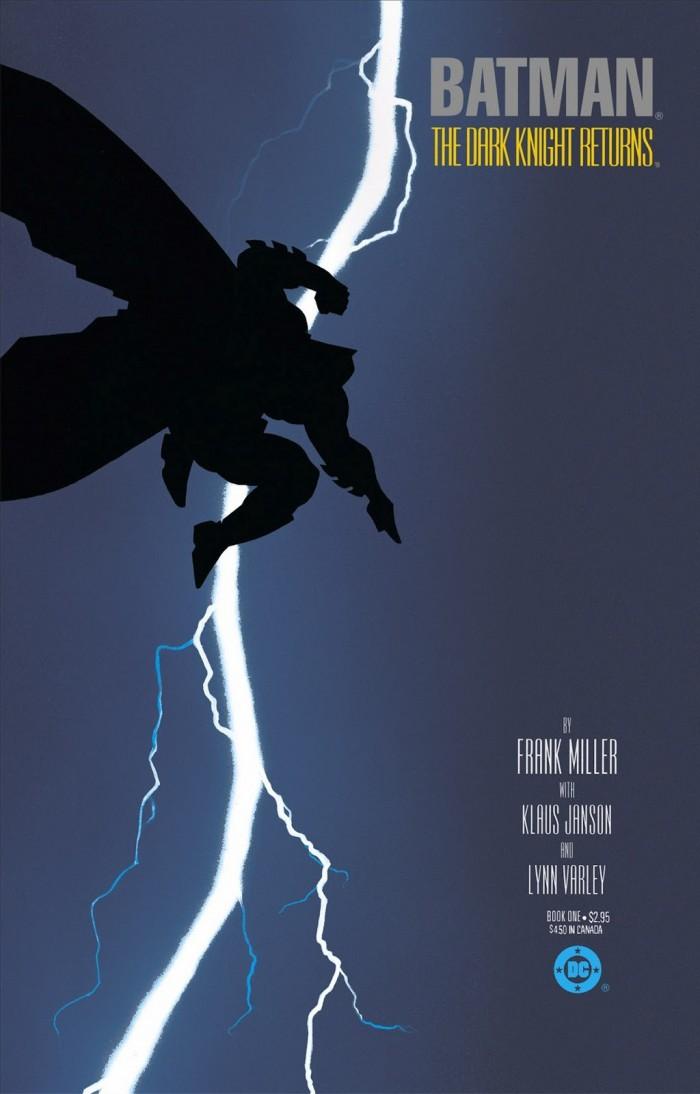The Dark Knight Returns cover