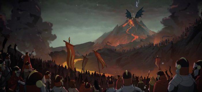 the dragon prince soundtrack