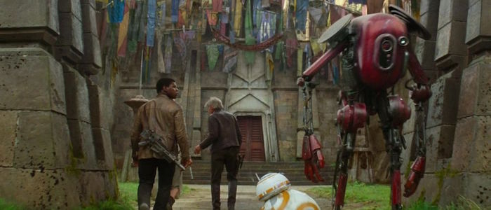 J J Abrams Sings In The Force Awakens Cantina Song