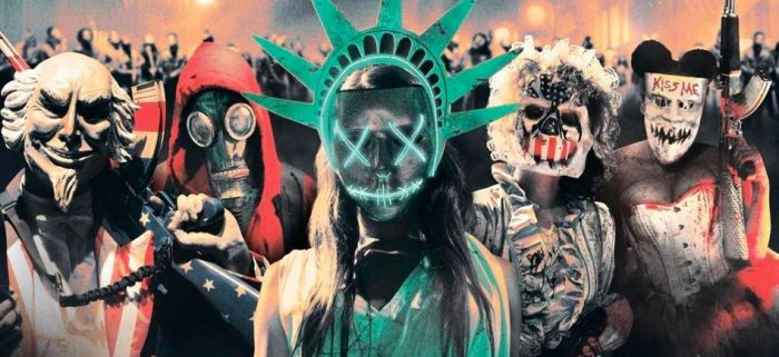 'The Forever Puge' First Look and Plot Details Signal the End of the 'Purge' Franchise