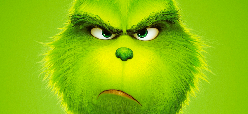the grinch box office tracking indicates lots of green film