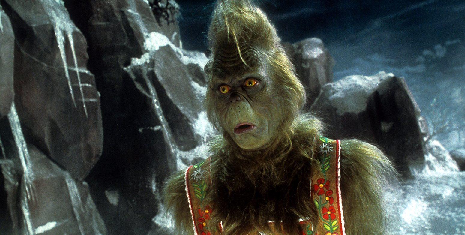 Jim Carrey as Grinch