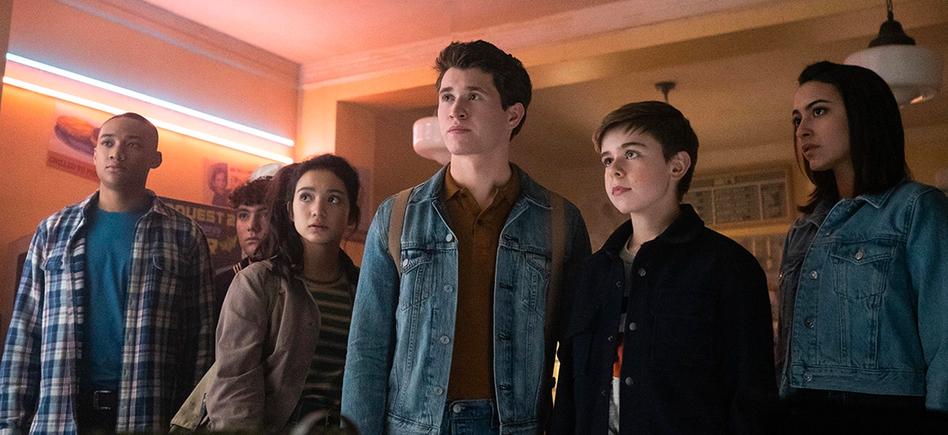 The Hardy Boys Trailer: The Teen Mystery Series Heads to Hulu – /Film
