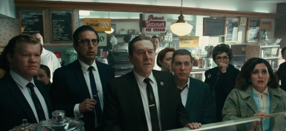 The Irishman Soundtrack Breaking Down Every Song Choice Film