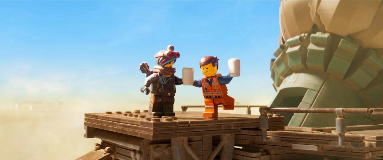 The Lego Movie 2 Setting Is Post Apocalytpic Because Of Song Film