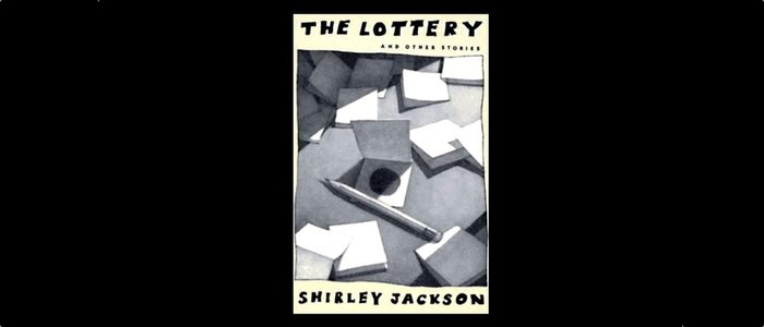 the vague ending in shirley jacksons the lottery Published: mon, 5 dec 2016 the lottery by shirley jackson is a story of an unusual town caught in a trap of always following tradition, even when it is not in their best interest.