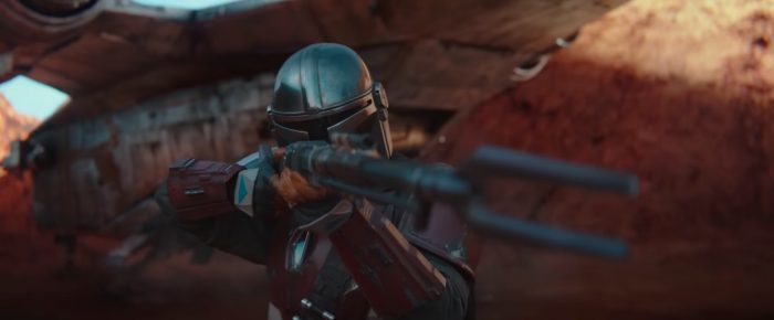the mandalorian movie
