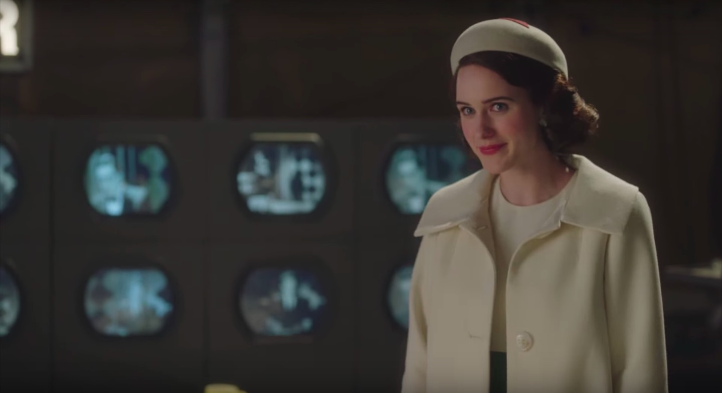 Get Happy: The Marvelous Mrs. Maisel' Season 2 Finally Has a Premiere Date