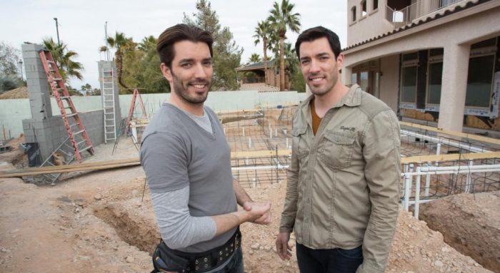 the property brothers scripted series