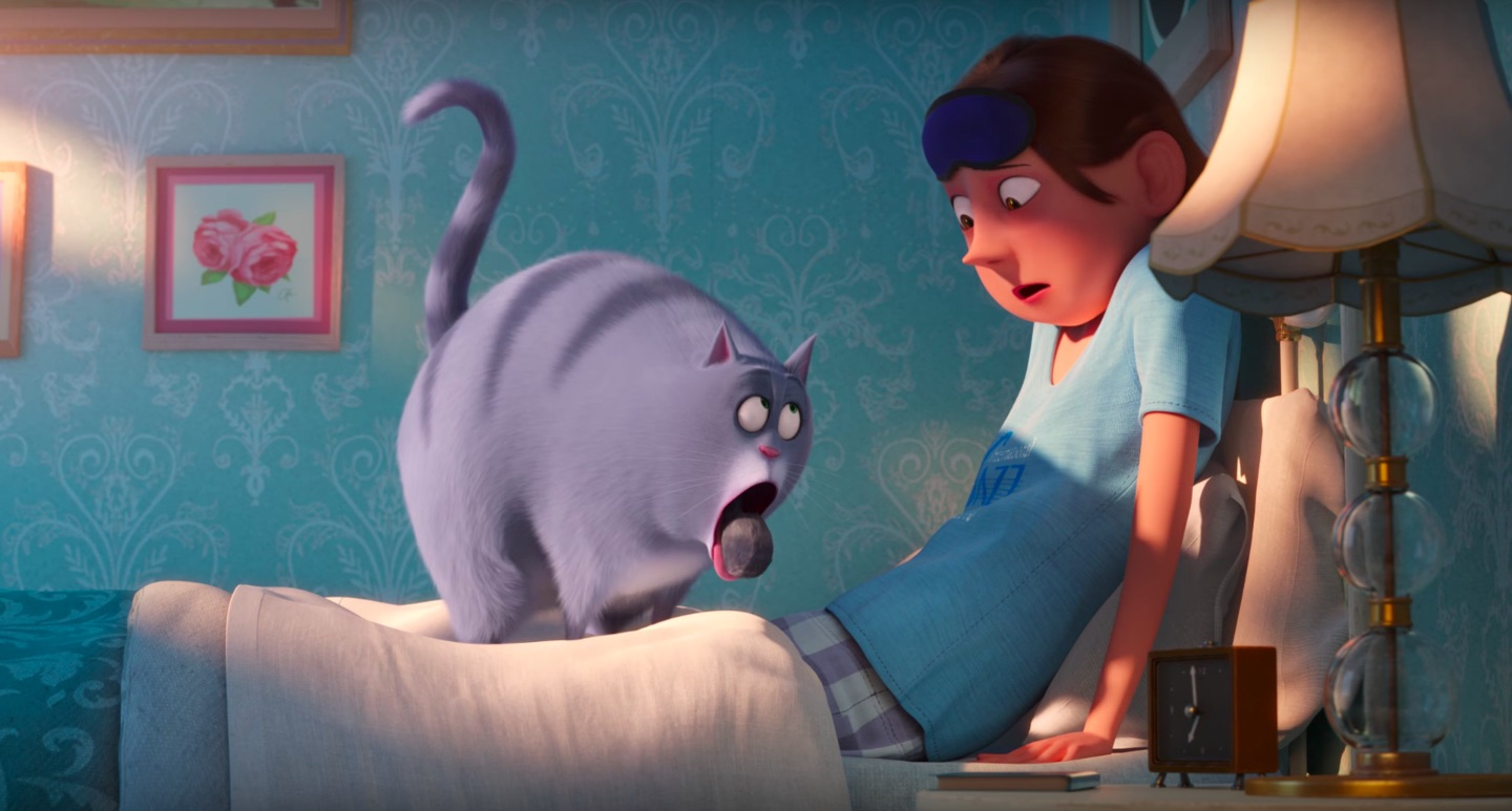 The Secret Life Of Pets 2 Trailer Chloe The Cat Gets The Spotlight