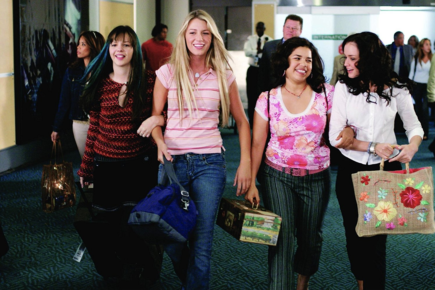 The sisterhood of the traveling pants essay questions