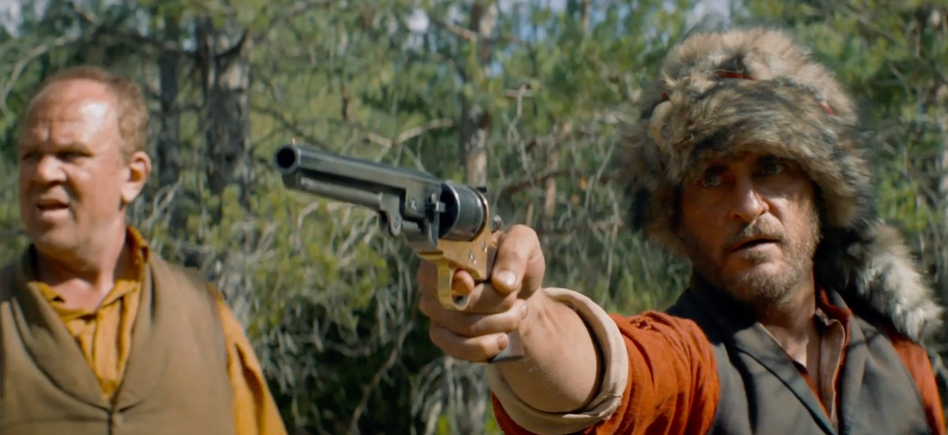 the sisters brothers trailer john c reilly joaquin phoenix are