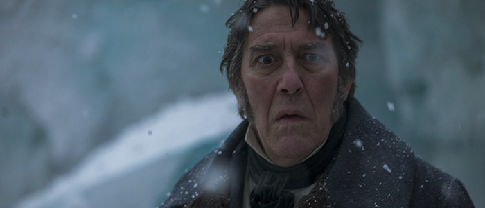 The Terror The Ladder Review: An Unexpected Death