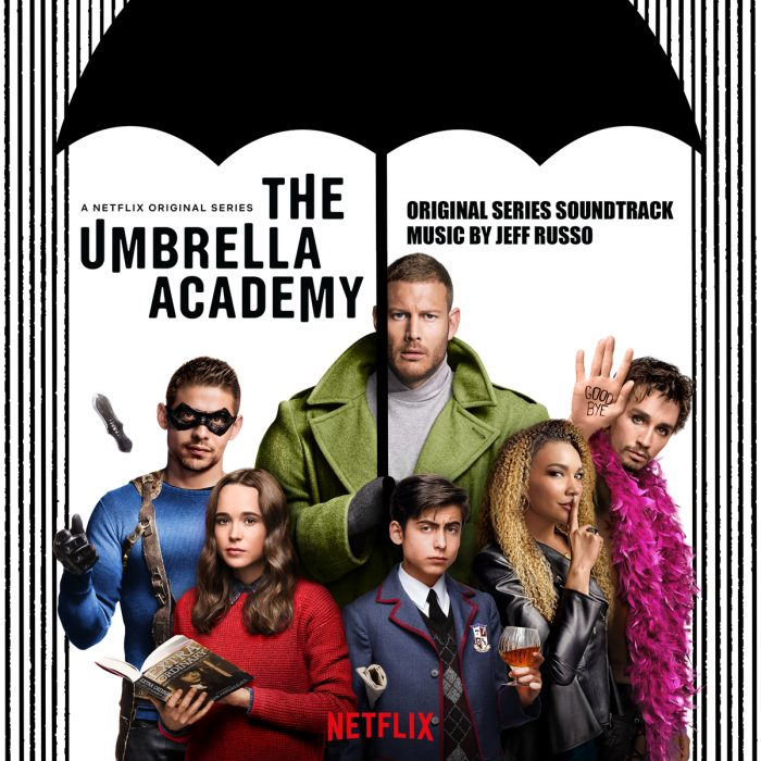 umbrella academy soundtrack cover