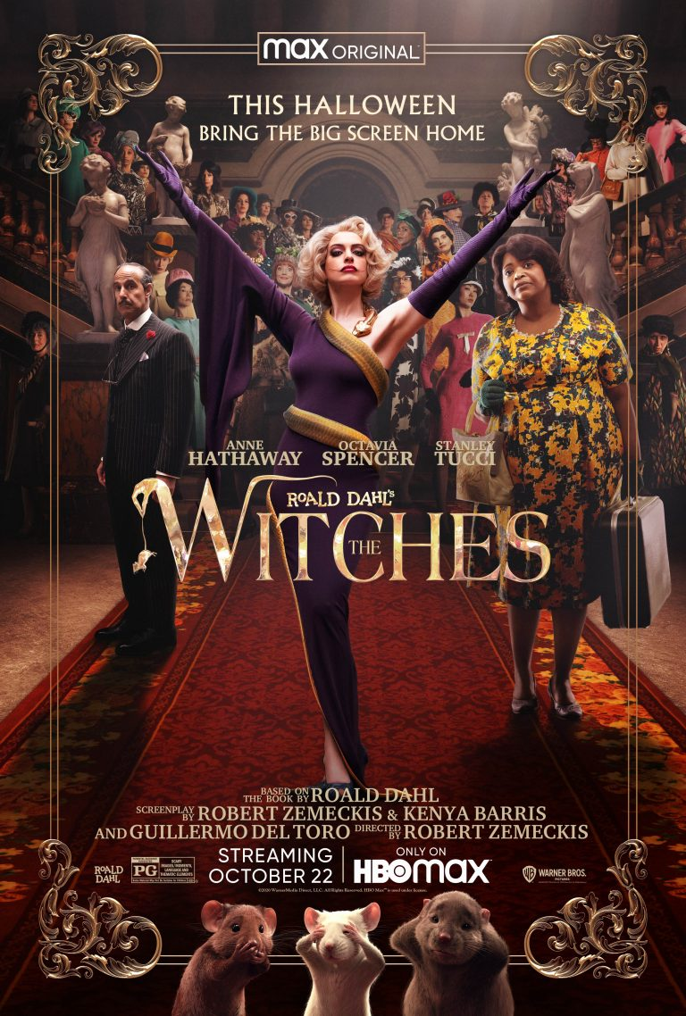 'The Witches' Trailer: Robert Zemeckis' Remake Flies to HBO Max for a Surprise October Debut