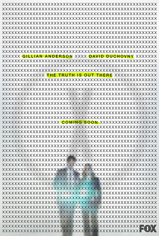 The X Files Teaser