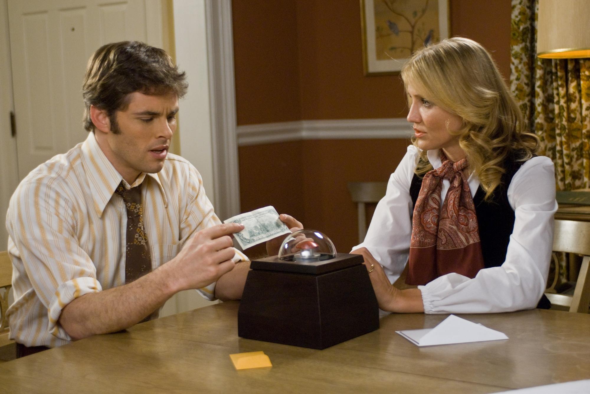 richard kelly s the box in september 2009 film