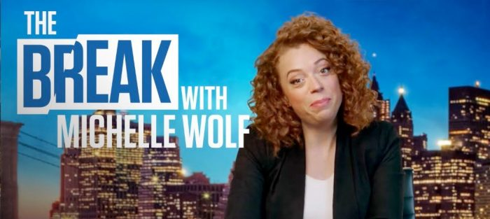 The Break with Michelle Wolf Canceled
