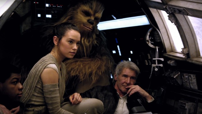 The Force Awakens Legacy Featurette