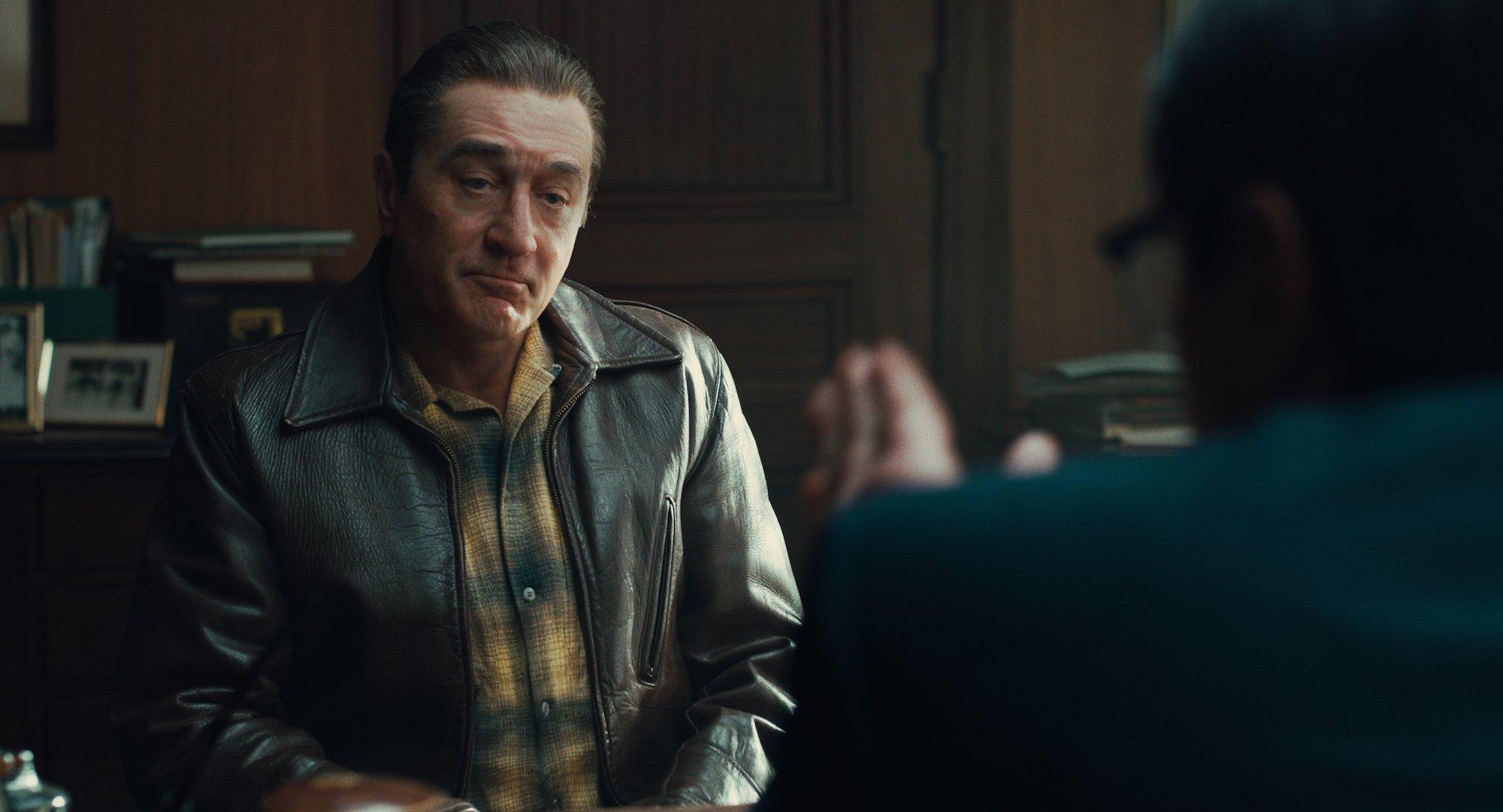 The Irishman Trailer A Lot Can Happen In A Lifetime Film