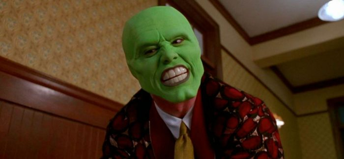 The Mask Movie Comparison
