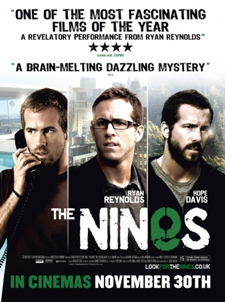 The Nines Poster