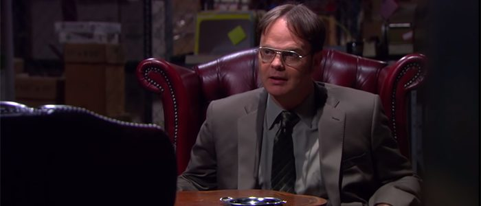 Watch 'The Office' Series Finale Unused Cold Open with 'The Matrix' Prank Played on Dwight