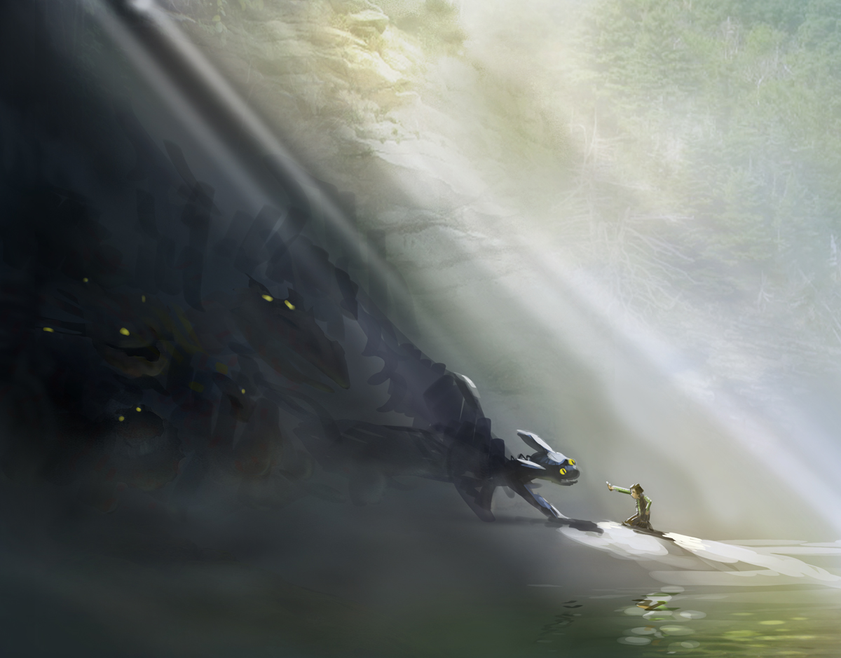New how to train your dragon concept art film how to train your dragon ccuart Image collections