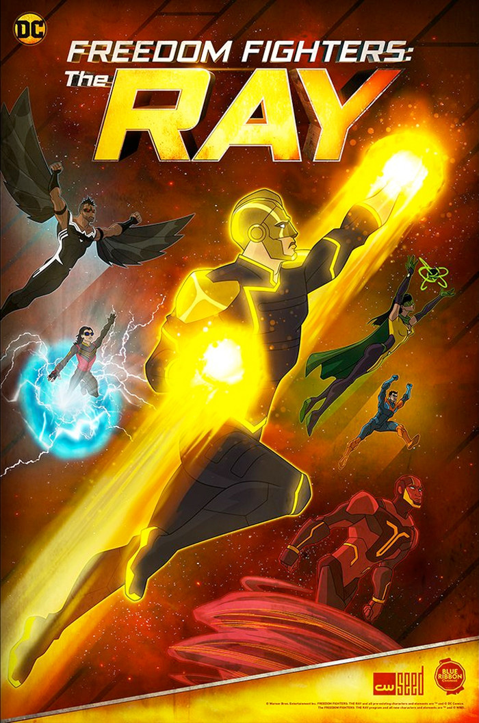 The Ray Teaser Poster